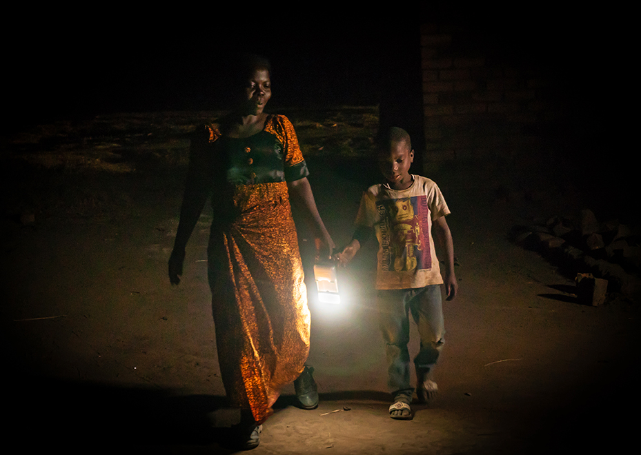 bright move solar lamp