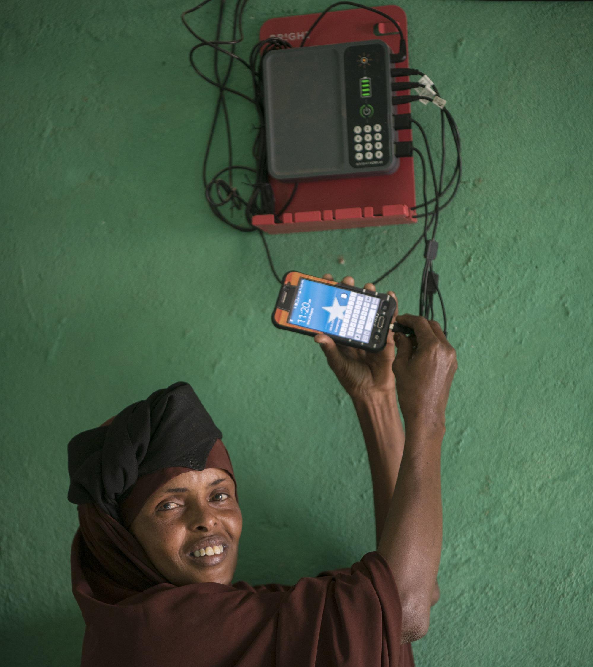 Bright Prosjekt Somalia